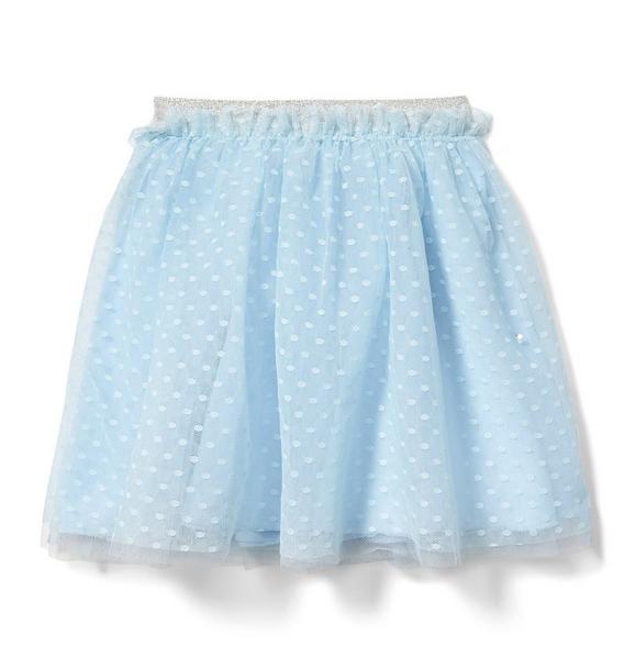 Juno Valentine Dot Tulle Skirt