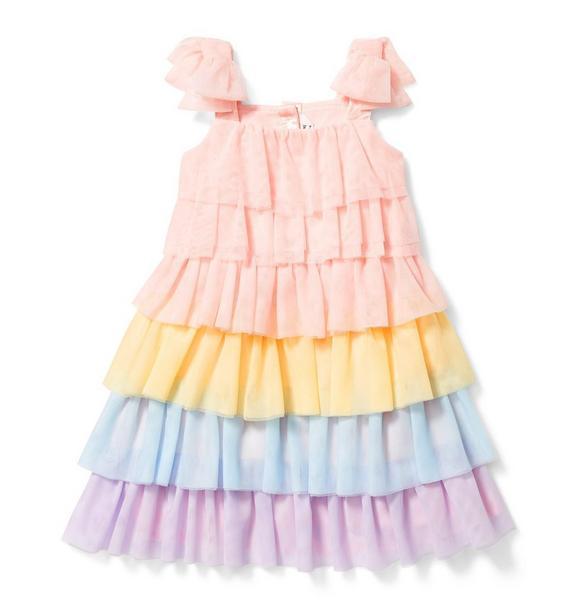 Juno Valentine Tiered Dress