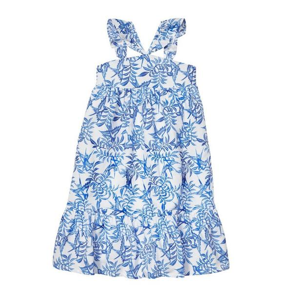 Rachel Zoe Linen Maxi Dress