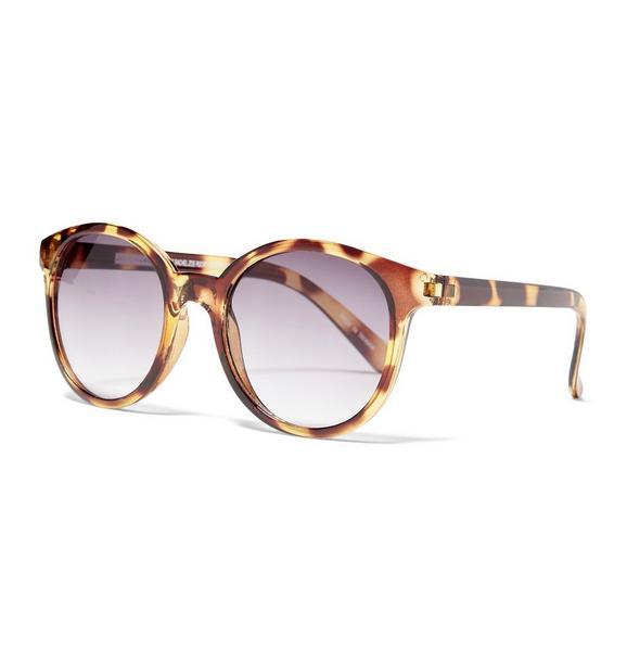 Rachel Zoe Tortoise Shell Sunglasses