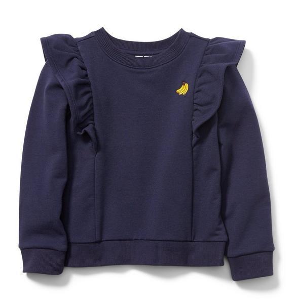 Juno Valentine Banana Sweatshirt