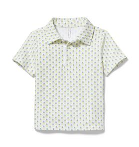 Pineapple Jersey Polo