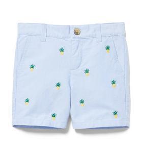 Pineapple Oxford Short