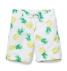 Pineapple Board Short