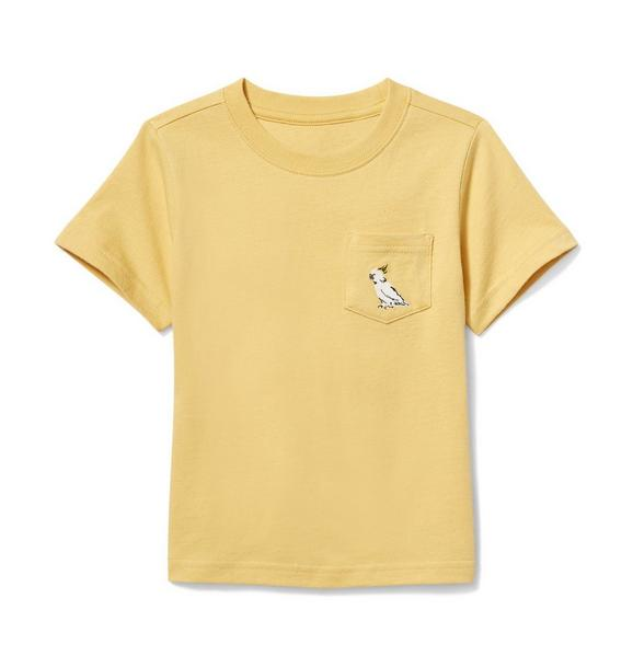Bird Pocket Tee