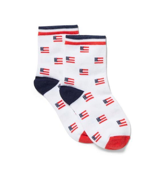 Flag Sock