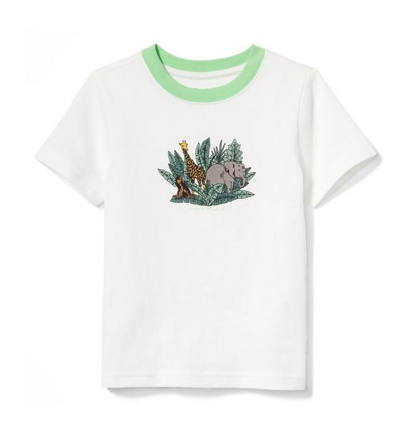 Safari Animal Tee