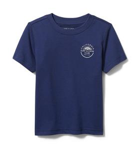 Swim Club Graphic Tee