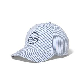 Striped Swim Club Cap