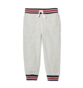 Stripe Trim Jogger