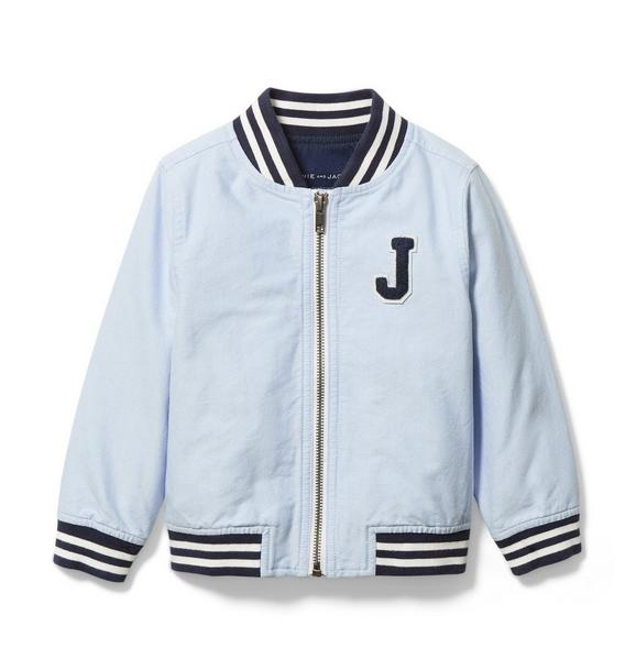 Varsity Oxford Jacket