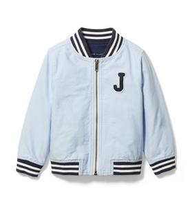 Varsity Oxford Jacket