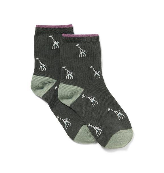 Giraffe Sock