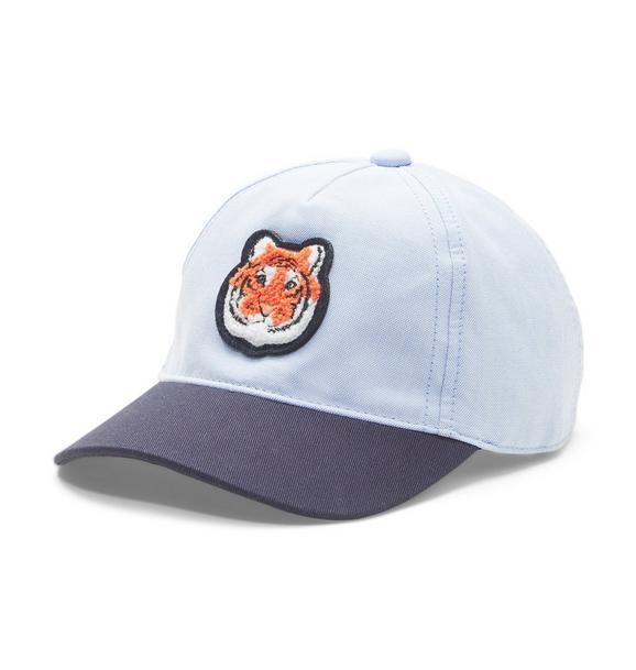 Tiger Patch Cap