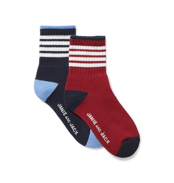 Stripe Sock 2-Pack