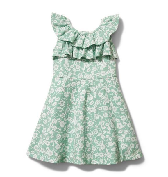 Floral Ponte Dress