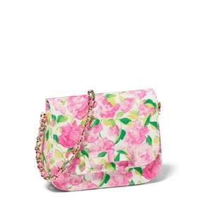 Rose Chain Purse