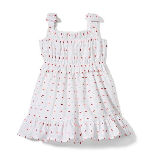 Clip Dot Dress