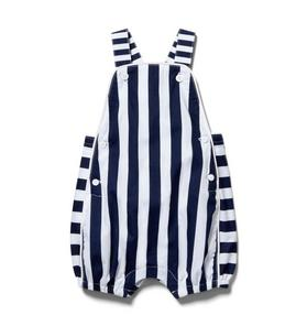 Baby Striped Overall