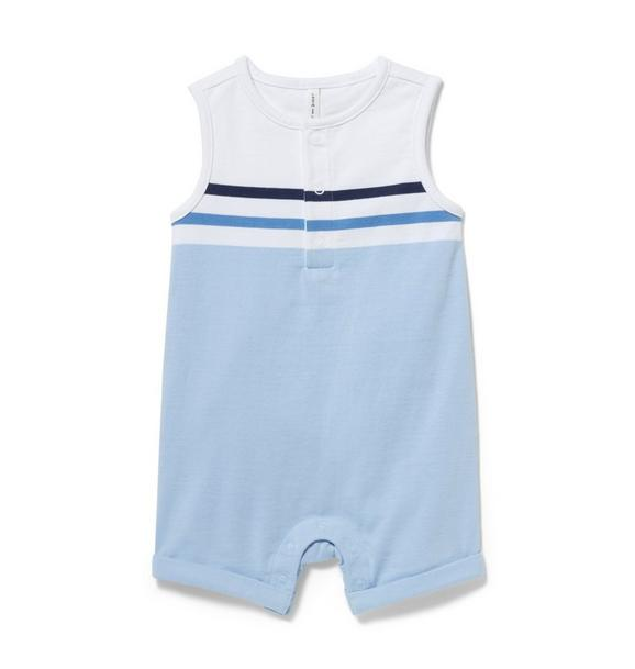 Baby Striped 1-Piece