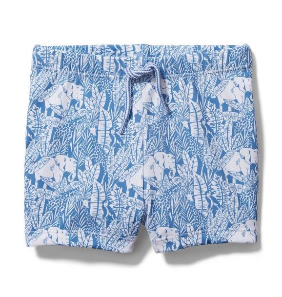 Baby Jungle Swim Short