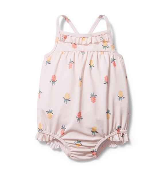 Baby Pineapple Swimsuit