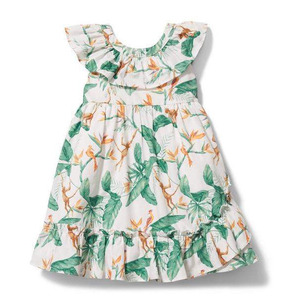 Baby Tropical Dress