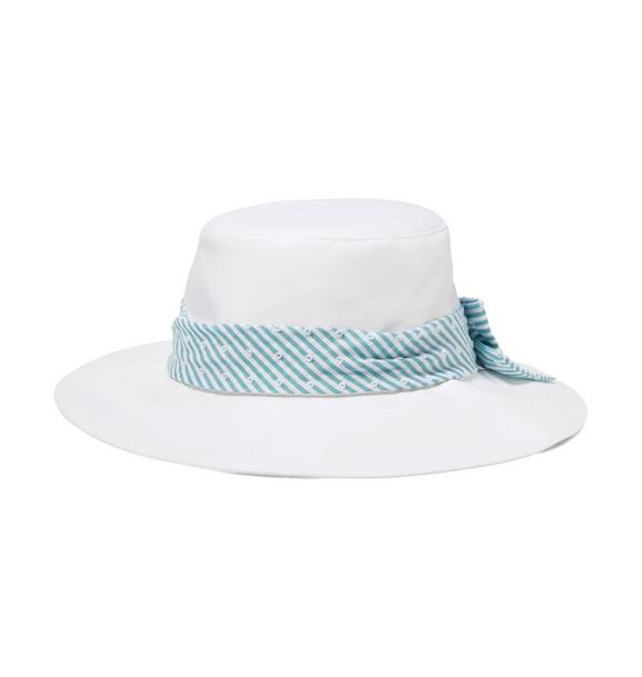 Striped Bow Hat