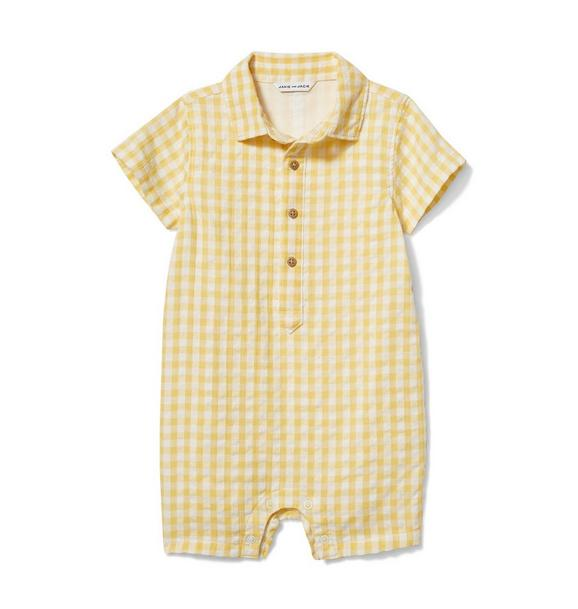 Baby Gingham 1-Piece
