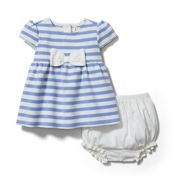 Baby Striped Matching Set
