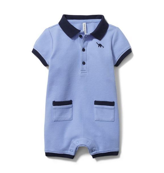 Baby Polo 1-Piece