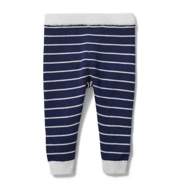 Baby Striped Pant