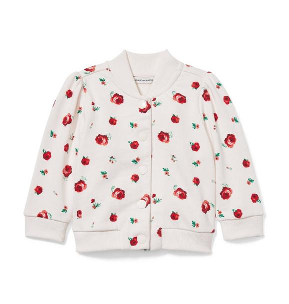 Baby Floral Jacket