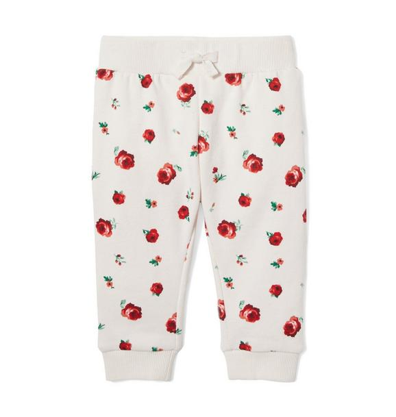 Baby Floral Jogger