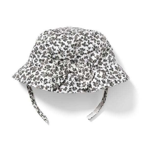 Baby Ditsy Floral Bucket Hat