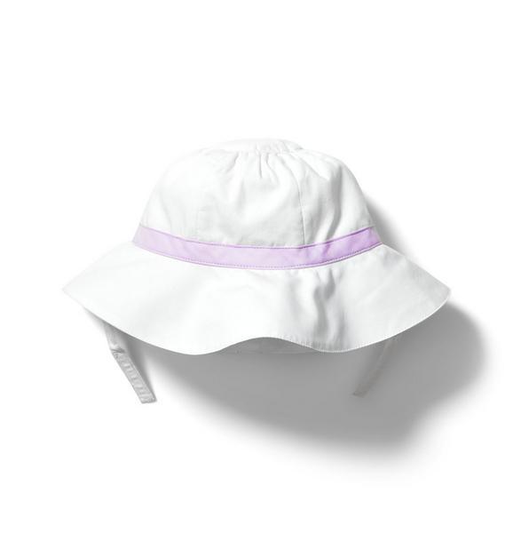 Baby Bow Sun Hat