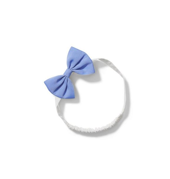 Baby Soft Bow Headband