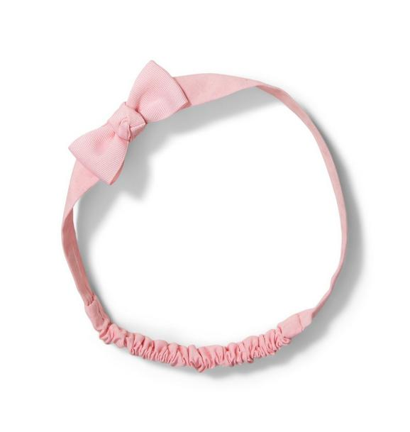 Baby Bow Soft Headband