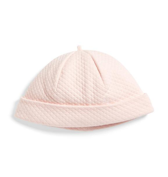 Baby Quilted Beanie