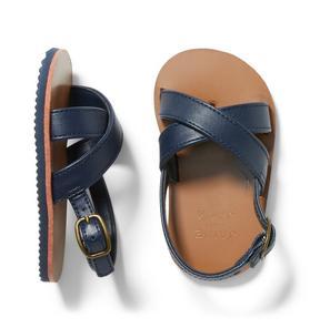 Baby Criss Cross Sandal