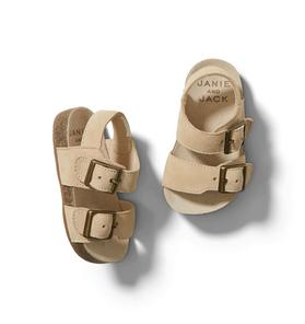 Baby Buckle Strap Sandal