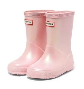 Hunter Original Kids First Classic Nebula Rain Boot