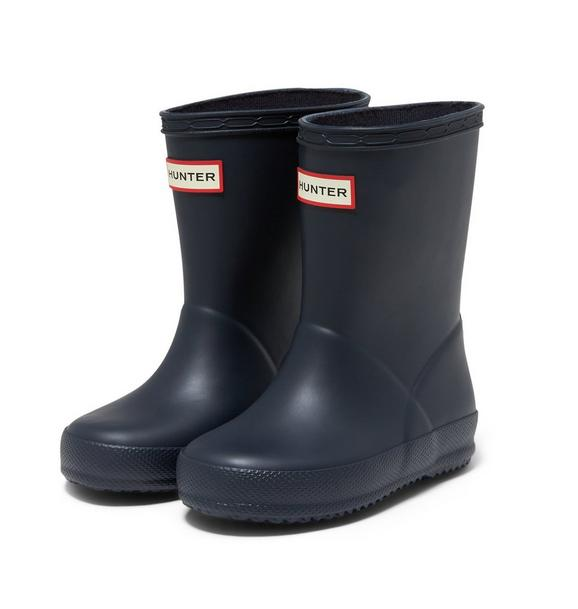 Hunter Original Kids First Classic Rain Boot