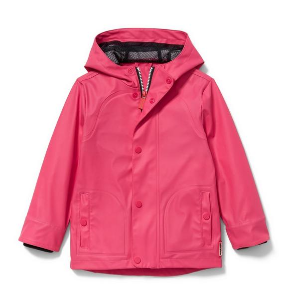 Janie and Jack Hunter Original Little Kids Lightweight Waterproof Jacket