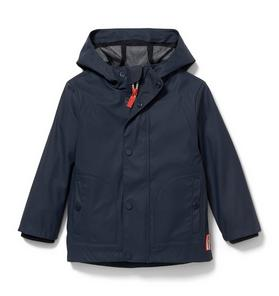 Hunter Original Little Kids Lightweight Waterproof Jacket