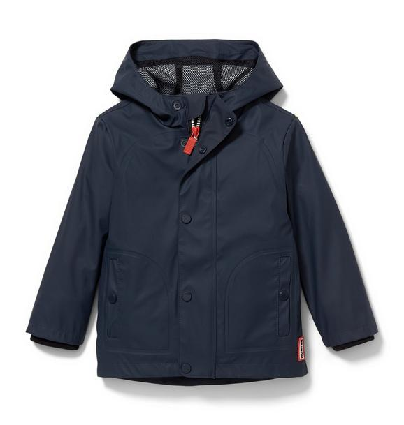 Hunter Original Kids Lightweight Waterproof Jacket