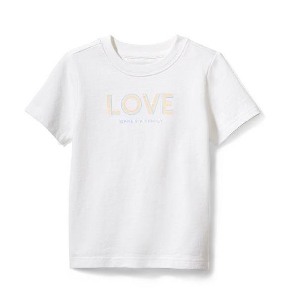 Love Makes A Family Tee