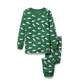 Car Pajama Set