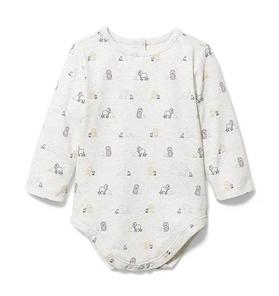 Baby Lion Bodysuit