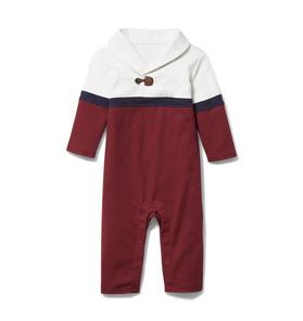 Baby Colorblocked 1-Piece